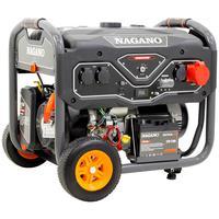 Gerador De Energia Gasolina 9kva Trifásico 110-220v 60hz - Ng10000e3 - Nagano