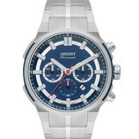 Relógio Masculino Analógico Orient Prata - Mbssc226d1sx - Unico