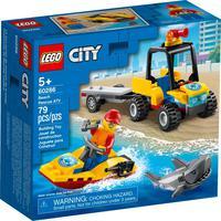 Lego City - Off-road De Resgate Na Praia - 60286