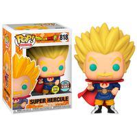 Boneco Funko Pop Dragon Ball Super Hercule Glow In The Dark 818