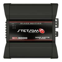 Modulo Amplificador Stetsom Ex-3000 Black Edition Modulo Amplificador Stetsom Ex-3000 Black 4ohms