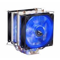 Cooler Universal Cpu DUPLO azul, Intel, Amd 1150 AM3 FM DX-9100d