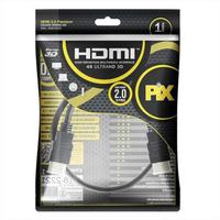 CABO HDMI GOLD 2.0 - 4K HDR 19P 1M PIX