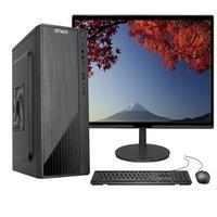 """Computador Completo Fácil Intel Core I5 9400F Nona Geração, 8GB DDR4, Geforce Nvidia, SSD 960GB, Monitor 21.5"""" Led, HDMI"""