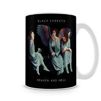 Caneca Black Sabbath Heaven And Hell