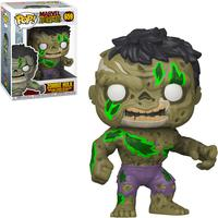 Boneco Funko Pop Marvel Zombies Zombie Hulk 659