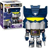 Boneco Funko Pop Transformers Soundwave Siege 37