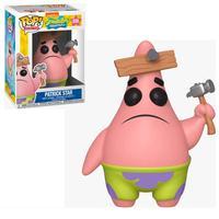 Boneco Funko Pop Animation Spongebob Squarepants Patrick Star 559