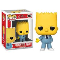 Boneco Funko Pop The Simpsons Gangster Bart 900