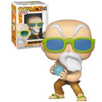 Boneco Funko Pop *ex*  Dragon Ball Z Master Roshi 533