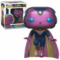 Boneco Funko Pop Marvel Infinity War Vision 307