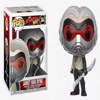 Boneco Funko Pop Marvel Ant-man Wasp Janet Van Dyne 344