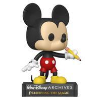 Boneco Funko Pop Disney Archives 50th Mickey Classic 798