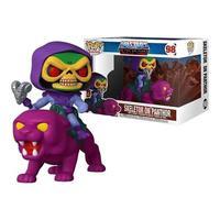 Boneco Funko Pop Tv Masters Of The Universe Skeletor On Panthor 98