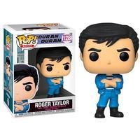 Boneco Funko Pop Rocks Duran Duran Roger Taylor 128