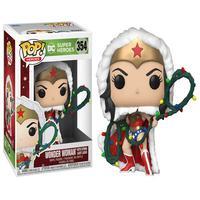 Boneco Funko Pop Heroes Holiday Wonder Woman 354