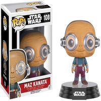 Boneco Funko Pop Star Wars Maz Kanata 108