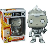 Boneco Funko Pop Heroes Firestorm White Lantern  91