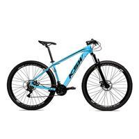 Bicicleta Alumínio Aro 29 Ksw Shimano Tz 24 Vel Ltx Krw20 - 21´´ - Azul/preto