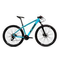 Bicicleta Alum 29 Ksw Cambios Gta 27 Vel Freio Disco Hidráulica - 19´´ - Azul/preto
