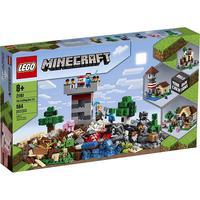 Lego Minecraft - A Caixa De Minecraft – 564 Peças - 21161