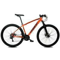 Bicicleta Aro 29 Dropp Z1x 21v Shimano, Susp E Freio A Disco - Laranja/preto - 17´´ - 17´´