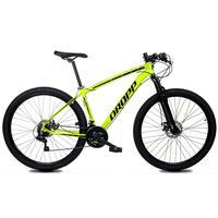 Bicicleta Aro 29 Dropp Z1x 21v Shimano, Susp E Freio A Disco - Amarelo/preto - 15