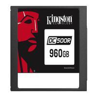 SSD Servidor 960GB Kingston, Sata III 6GB por seg. - SEDC500R-960G
