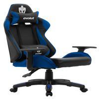 Cadeira Gamer Eg904 Lite Azul Evolut