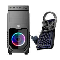Kit - Pc Gamer Neologic - Nli82765, AMD Ryzen, 5 5600G, 8GB(radeon Vega 7 Integrado) HD 1TB