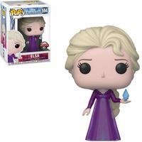 Boneco Funko Pop Disney Frozen Ii Elsa With Nightgown 594