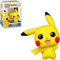 Boneco Funko Pikachu 553 - Pokémon