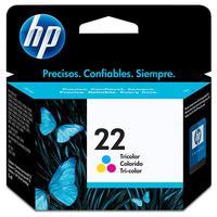 Cartucho Hp 22 Colorido - C9352a - Original