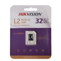 Cartão De Memória Hikvision Microsd, L2 Series, 32gb - HS-TF-L2(STD)/32G/P