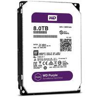 Hd Interno Sata Western Digital Purple, 8tb, 128mb, 6gb/s, 5400 Rpm, Dvr Cft