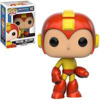Funko Pop Megaman Mega Man Fire Storm 102