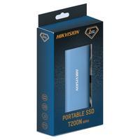 SSD Externo Portátil Hikvision T200n, Mini, 512 Gb, Usb 3.1, Azul - HS-ESSD-T200NSTD