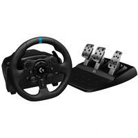 Volante Gamer Logitech G923 True Force Para Ps5 Ps4 E Pc Com Pedal - G923-941-000148