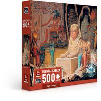 Quebra Cabeça 500 Peças Egito Antigo