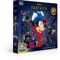 Quebra Cabeça Cartonado Disney Fantasia 500 Peças Unidade