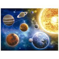 Quebra Cabeça 500 Peças Sistema Solar