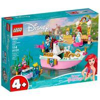 Lego Disney Princess - O Barco De Cerimônia De Ariel - 43191