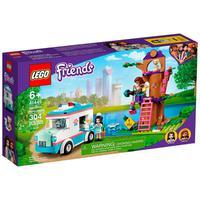 Lego Friends - Ambulância Da Clínica Veterinária - 41445