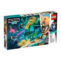 Lego Hidden Side - Ataque Ao Mercado De Camarão - 70422