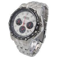 Relógio Masculino Magnum Analógico Ma33522q - Prata