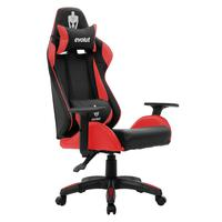 Cadeira Gamer Evolut, Vermelha - Eg-904