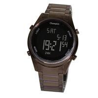 Relógio Unissex Champion Digital Ch40231r - Marrom