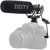 Deity V-mic D3 Pro, Camera-mount, Shotgun, Microphone, Direcional, C/ Bateria
