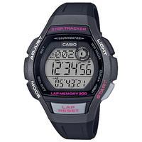 Relógio Feminino Casio Digital Lws-2000h-1avdf - Fumê