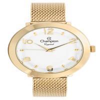 Relógio Feminino Champion Analógico Cn25207h - Dourado